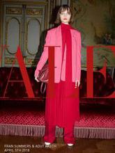 《Valentino》18-19秋冬欧美女装搭配手册