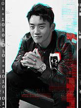 《Emporio Armani》18-19秋冬欧美男装搭配手册 胡歌郑凯上身限定Digital系列