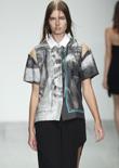 2015春夏纽约女装时装周趋势速递--T恤式衬衫