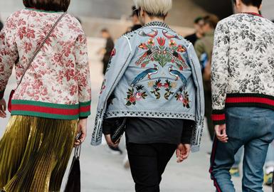 2017春夏中国女装设计专题--都市花卉