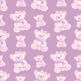 位图 jpg 玩具 毛绒玩具 泰迪熊 满身图案 休闲风 复古风