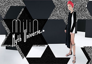 曼谷本土设计师Milin Yuvacharuskul,毕业于伦敦中央圣马丁艺术与设计学院,毕业后在杂志社做过短暂的专栏作家,往返于英国和泰国。之后前往纽约进修,进入纽约时尚品牌Jill Stuart做实习生。于2008年回泰国创立自己的同名品牌Milin。