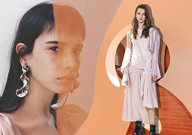 <APM53>女装--解意棉麻之色彩组合与交叉扭结(色彩、细节)