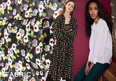 2018女裝早秋T臺雪紡襯衫綜合了雪紡面料的輕盈涼爽和襯衫的嚴謹簡約,所以是最適合作為通勤著裝的了,適合多種場合穿著的百搭雪紡面料襯衫,時尚的版型設計,優雅中流露著干練!