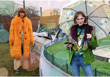一转眼四大时装周都结束了,本季时装周上皮草成为街头潮人们首选的单品外套,一起来回顾下时装周上这些率性的皮毛一体、温暖的皮草大衣、优雅皮风衣等最in的皮草单品吧!