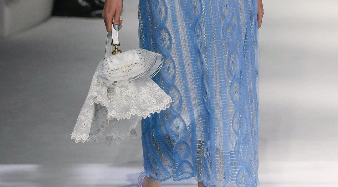 时装周包包