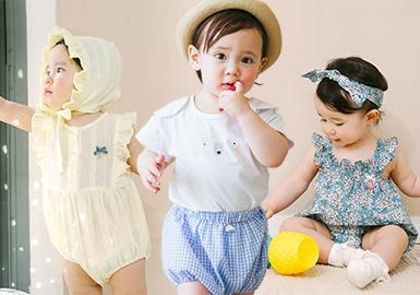 深受喜愛的韓國嬰幼童品牌BEBEZOO、Pimpollo、BARPUPAPA、Dear Baby、Organic mom和Agabang,通過可愛的造型款式,把小動物們創造成各種各樣的形態,不論是套裝、包屁褲、背帶裙、家居服等等,立體生動的造型不僅有趣,還非常富有創造力。