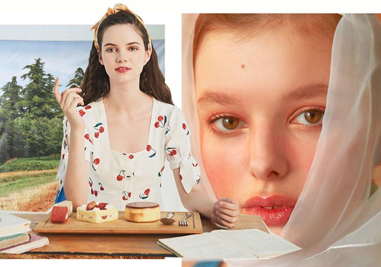 2020春夏女装工艺趋势预测--维多利亚少女