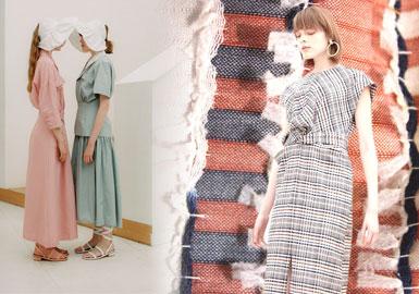 2020春夏女装棉麻环保面料趋势--有机棉&亚麻