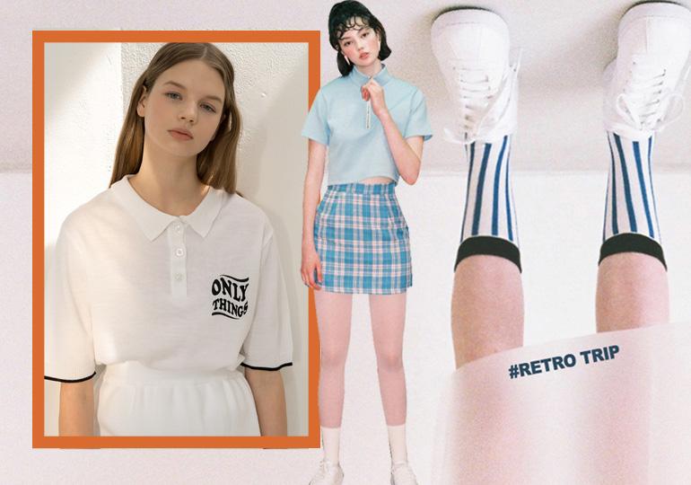 2020春夏女装上衣组货搭配--乐活青春