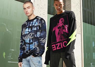 Diesel是一家致力于国际化和创新生活方式的公司,由创始人Renzo Rosso于1978年创立,成为意大利时尚集团OTB(Only The Brave)旗下最大品牌之一,Diesel以激情、个性、自我为品牌价值观,逐步从牛仔服饰先锋进入了高级休闲装的世界,其毛衫款式轻潮时尚,深受市场喜爱。