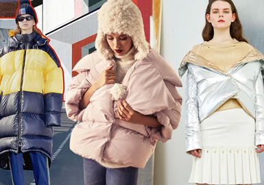 """立冬已经到来,冬日的步伐已经狂躁起来了,没有比棉服羽绒更适合冬天的了,今年的棉服可是颜值在线格外时尚已然成为新的风尚标,棉服不在与臃肿划上等号,别具一格的设计兼具风度与温度,让人忍不住立马""""膨胀""""起来。"""