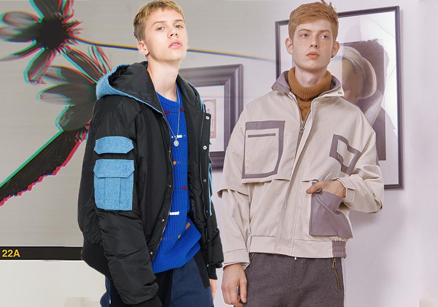 2020?#21512;?#30007;装皮衣工艺趋势预测--别样口袋