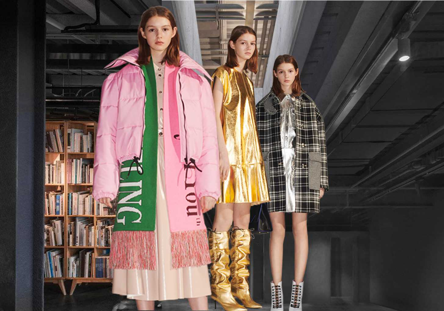 MSGM將各式日常服飾以醒目印花圖案實現隨心愉悅的搭配。品牌專注鮮亮色、前衛印花與有趣廓形令時下的年輕人瘋狂.