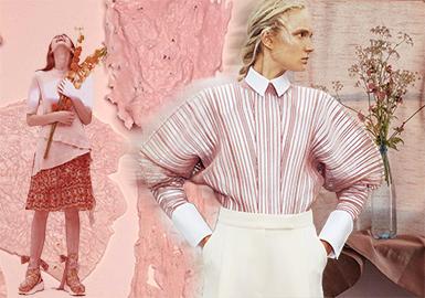 2020早秋女装毛衫色彩趋势--塑料粉(简?#20998;?#28113;)