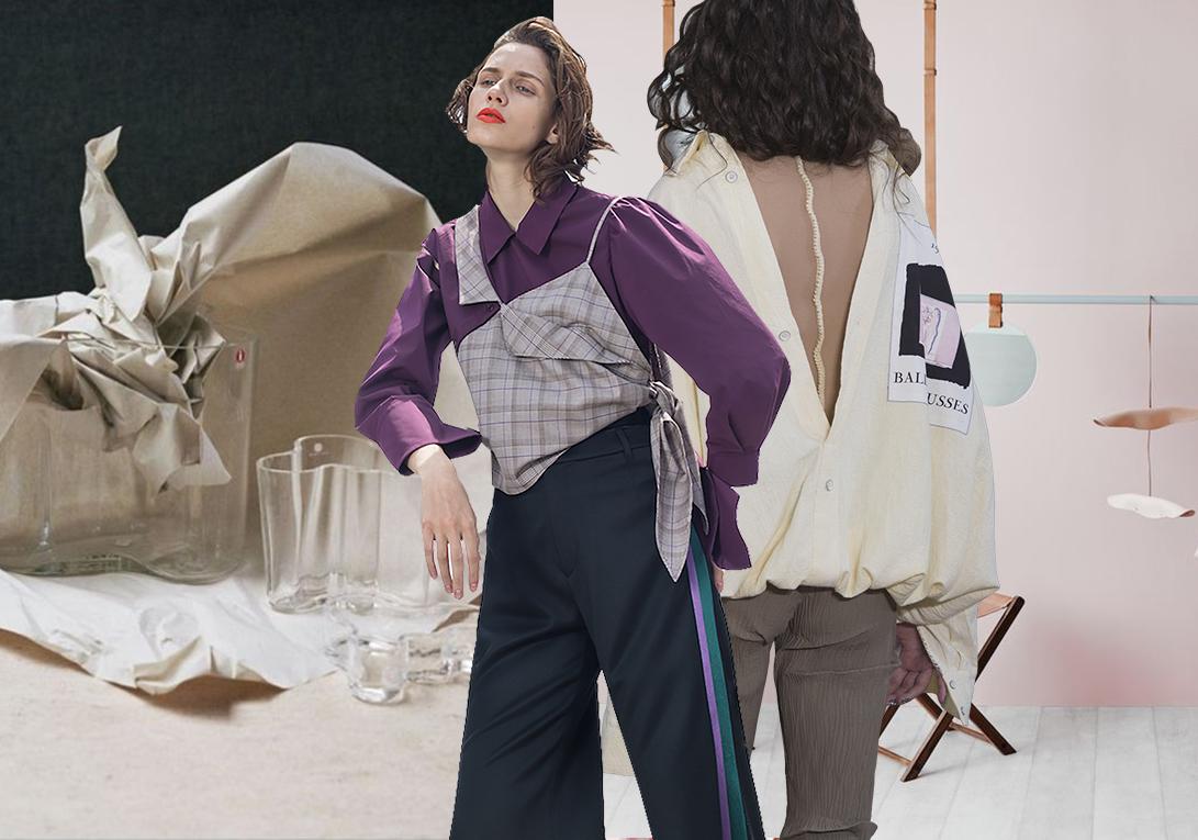 布衣物潮-女装棉麻面料趋势