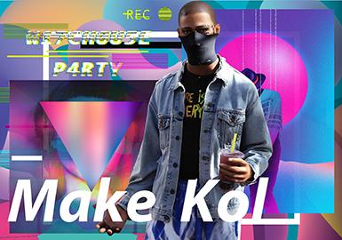 2020春夏男装图案趋势预测--MAKE KOL
