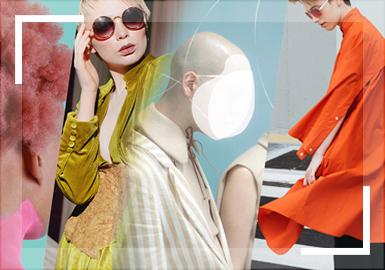 Get!19/20秋冬纽约/伦敦时装周Pantone同期色彩