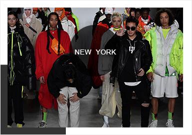 """纽约时装周作为四大时装周当中历史最为悠久的一位,不仅仅是各大品牌的兵家必争之地,近几年来也成为了国内品牌检验自身成果的?#36234;?#30707;。此次2019秋冬纽约时装周上最大的亮点便是大大小小十几家国内品牌扎堆办秀,其中自然少不了Li-Ning、NPC、PEACEBIRD MEN等领头品牌。而这一切的一切,只是想让更多的人了解""""中国设计""""、了解""""国潮""""。"""