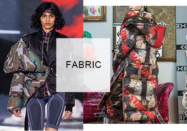 革新&复古--女装棉服/羽绒服面料趋势预测