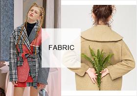 新潮&舒适--女装大衣面料趋势预测