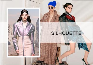 未来轻机能--女装皮衣廓形趋势