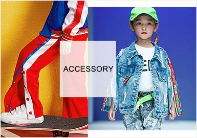 炫彩织带--童装辅料趋势预测