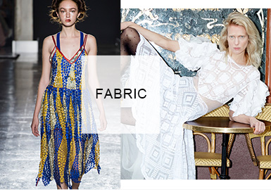 蕾丝派对--2020春夏女装蕾丝面料趋势分析