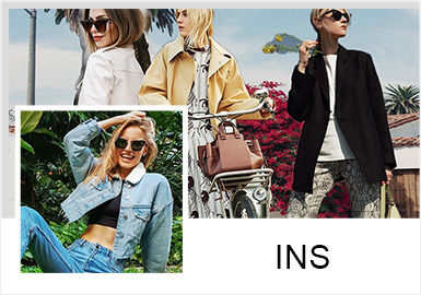 時尚博主外套穿搭演繹新一季的都市旅行cool girl新風格,將時尚融入到實穿中,展現新一代女性對時尚的態度。