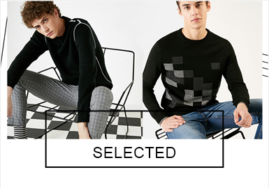 来自?#20998;?#30340;SELECTED品牌,是全球最大时尚集团之一BESTSELLER 旗下的都会精英男装品牌。1997年诞生于丹麦,2008年BESTSELLER集团将SELECTED引入中国市场。品牌将锐意风格、时尚创意、高端品质和精湛工艺融为一体,致力于帮助现代精英男士在出席各个场合时,均能展现从容睿智、时尚儒雅的翩翩风格。