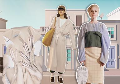 工業淺卡--女裝主題色彩趨勢預測