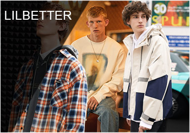 "Lilbetter是著名原创设计师品牌,创立于2011年,秉持创新的价值追求与中西文化的融合,一直致力将原创精神转化为独特的服饰文化及当代生活方式。以""Do It Better!""为品牌slogan,传播品牌文化,同时LilBetter以其极简的设计,独特的裁剪工艺,吸引着20-30岁之间追求时尚的年轻潮。"