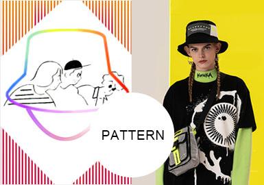 帽子戲法--女裝帽子圖案趨勢