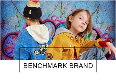 时尚快乐一派--男童外套标杆品牌综合分析