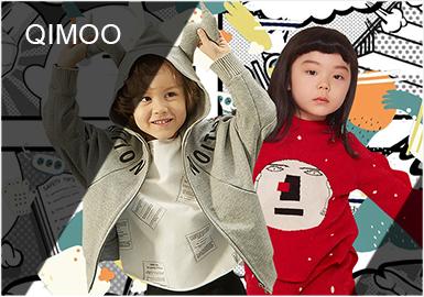 獨立設計師品牌Qimoo創立于2014年,多以棉、麻、絲、毛等天然有機面料為主,用色簡潔素雅、設計簡單而不單調。靈感來源大多來自生活中的點滴感受,可能是一本有趣的畫冊、小朋友的搗蛋涂鴉,或是一場夢中的奇幻冒險。也會有媽媽想要叮囑寶寶的事情,或是有趣的親子活動。讓孩子們在想象力中探險、體會生活,獨特的品牌理念成為孩子們成長道路上的親密伙伴。