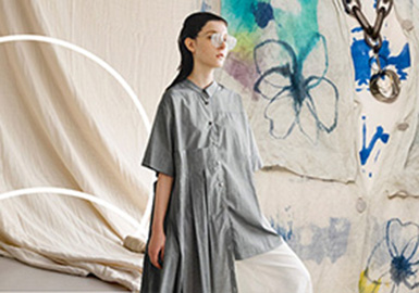 大自然的馈赠--女装环保棉麻面料趋势