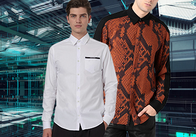 重塑经典--男装衬衫工艺趋势