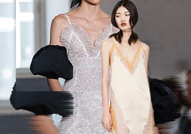精致女人的时尚家居生活--女装家居服工艺趋势