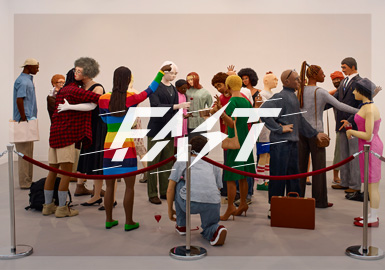 Art Basel--邁亞密的藝術宇宙!