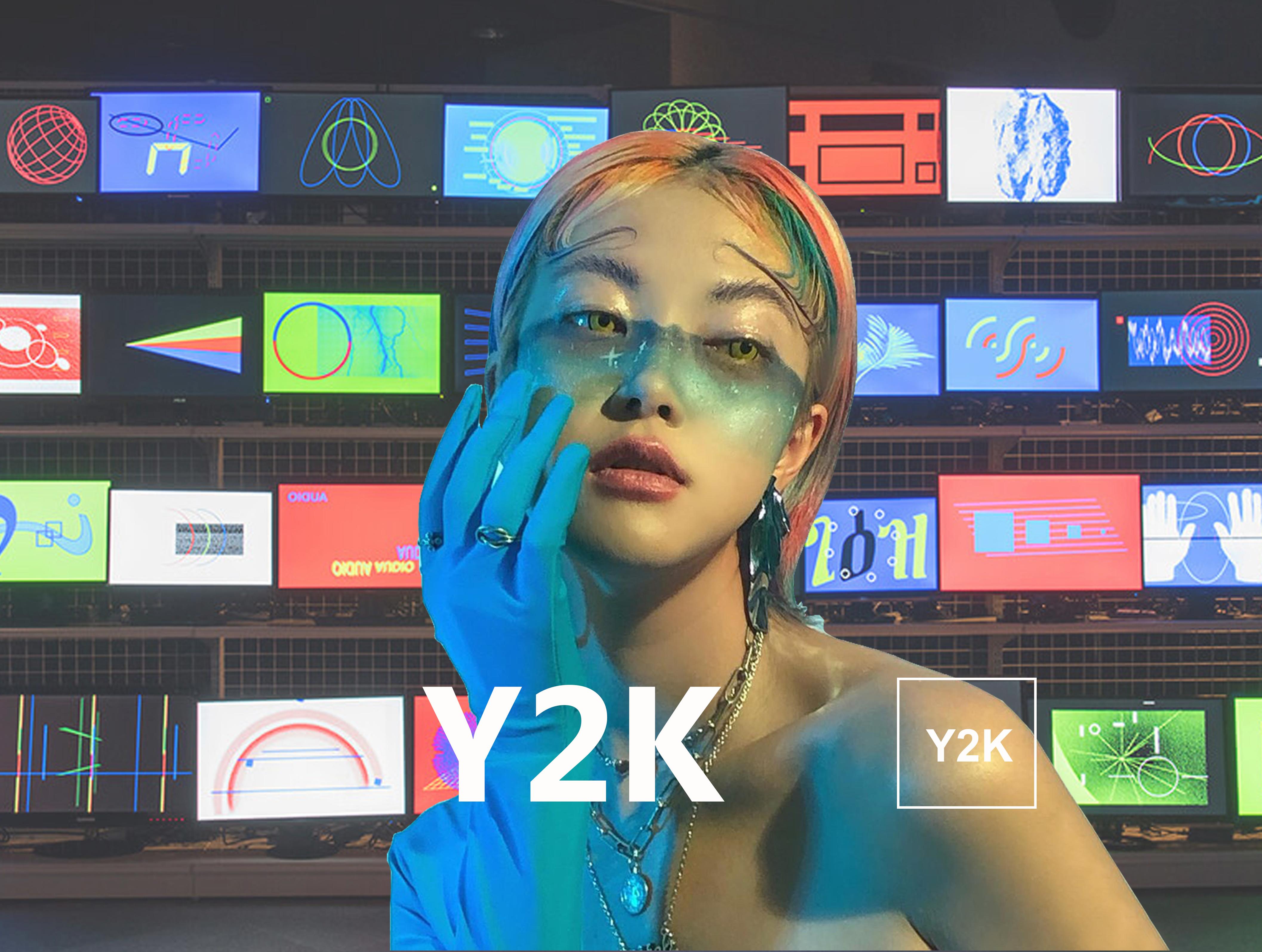 Y2K--2021春夏主题趋势