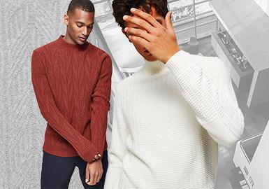 SELECTED是丹麦时装集团SELECTED旗下品牌,定位为时尚简约的现代商务风格,表达都市男性既个性又有自信的形象,从建筑、工艺品及现代艺术中提取灵感,注重细节、针法的运用以及高品质的纱线的使用,穿搭上讲究现有基础款式与当季新款的混搭,营造出全新的都市商务风。