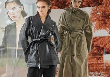 """Akira Naka独立设计师品牌是日本设计师推出的同名设计品牌,2006年从安德卫普皇家艺术学院毕业,服装有着鲜明的精致刺绣与剪裁感。他以""""穿着态度""""的概念来发展各种系列。他跨越了北欧和日本的手工编织技术,并使用三维切割技术来制作具有精致轮廓设计的高级时装式针织品。2020初秋系列为脚踏实地、不拘束、希望自由的女性们而创造的系列。希望女性能够以充满活力的精神、自由的去生活。在设计师的观点中可以发现他的设计实力,即在重叠的设计中东方风格与西方风格相遇。"""