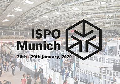 """慕尼黑ISPO不仅是世界上最大的运动贸易展览,还是运动前沿理念的推动者和发声媒介。2020年慕尼黑ISPO户外运动展会的标语是""""责任、动感、创新"""",展会重点强调了运动领域对世界各行各业的影响。展厅占地⾯积超过20万平方米, 共有18个展区,包括雪上运动产品、制造商、健康和健身、以及都市造型等。创新和创意是20/21秋冬展会的关键,几乎所有的品牌都在产品开发和品牌理念上强调可持续性发展,另外,品牌也在推广都市风格和模块化设计以迎合运动型消费者。"""
