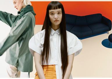實用主義—女裝襯衫廓形趨勢