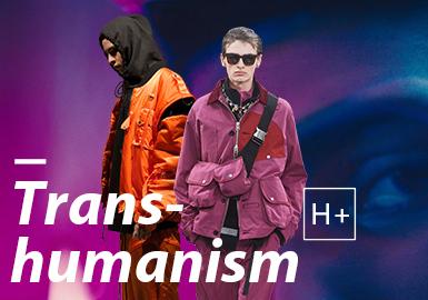 H+--男装主题色彩趋势验证
