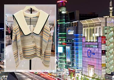 新冠肺炎疫情在全球的蔓延导致日本、韩国、意大利和伊朗等国正逐渐恶化,而国内的疫情控制目前已经有所好转,日常生活正步入正轨,而在服装行业中,时尚仍需紧跟潮流,推崇青春活力的韩国首尔是主营年轻休闲的企业重点参考地区,为便于国内毛衫市场所需,POP将对活力首尔当季的靓丽款式作进一步分析与推荐,加快业内复苏。