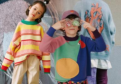 織線藝術的奇思妙想--童裝毛衫工藝趨勢