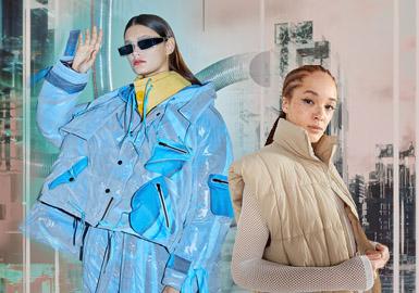 新體驗--女裝棉羽絨色彩趨勢