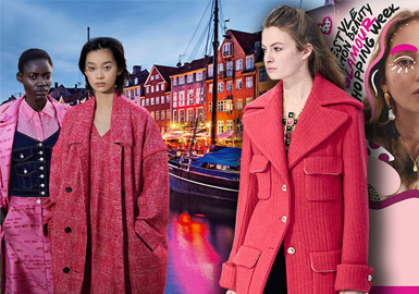 私人典藏館--女裝大衣色彩趨勢