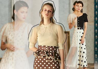 MaxRienY是一个小众仙气的设计师品牌,2007年成立于深圳。品牌风格以浪漫复古为主,每一季的衣服都充斥着大量的蕾丝和木耳边的元素。2020年春夏系列的主题是《给自己的一封情书》系列风格以法式复古为基调,结合当下流行元素进行了设计。